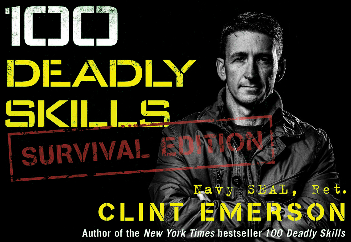 Former Navy Seal And Author Clint Emerson Is Hosting The Team Room Q A On Sept 25 Sofrep
