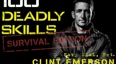 Former Navy SEAL and author Clint Emerson is hosting the Team Room Q&A on Sept. 25