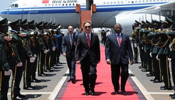 The Sino-Angolan Political and Military Relationship