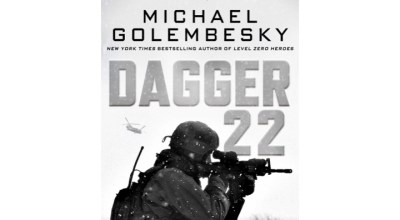 Q&A with Michael Golembesky, former MARSOC team member and author of 'Dagger 22'