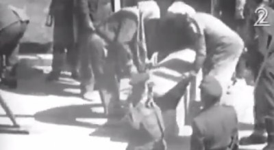 'Disturbing' footage emerges from famed Israeli spy's execution in Syria