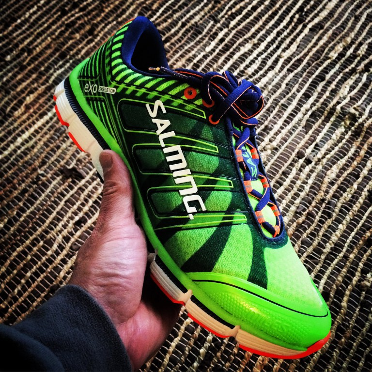 SALMING MILES RUNNING SHOE REVIEW   SOFREP