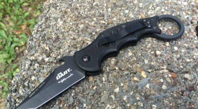 Watch: The DART Knife | Doug Marcaida