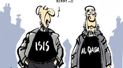 Islamic State fight strengthens Al-Qaeda (Al-Nusra)