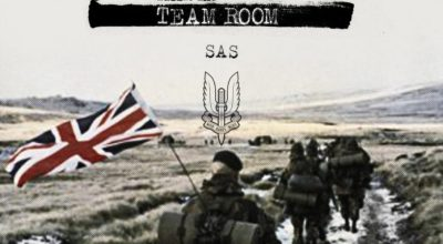 "Watch: Inside the Team Room with the British SAS- During selection you get taught to be the ""gray man"""