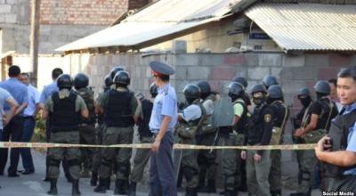 Kyrgyz security forces conduct raids targeting Islamist militants