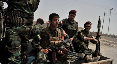 Kurds won't have friends as ISIL fades to the background