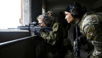 Meet 'Hunter Troop,' Norway's groundbreaking all-woman special forces unit