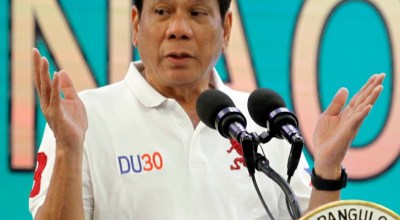 Duterte wants U.S. Special Forces to leave South Philippines