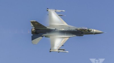 Watch: Unconscious F-16 pilot saved by the Automatic Ground Collision Avoidance System