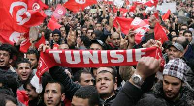 Tunisia, birthplace of Arab Spring, teetering on instability again.