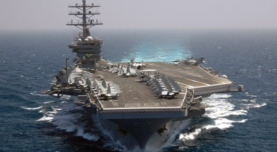 A US sailor just delivered a baby at sea — in the middle of the ISIS war