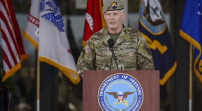 Top U.S. Special Operations general: 'We're hurting ourselves' with all these movies and books