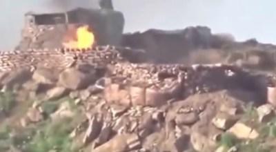 Watch: Mountain warfare – 'Kurdish' PKK assaults a Turkish army outpost