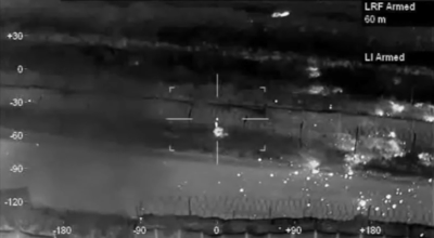 Watch: Failed Taliban attack on US base