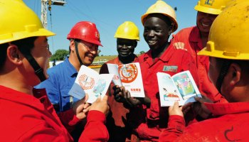 China in Angola: A quest for oil and legitimacy