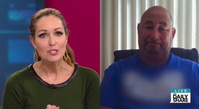 TV Network HLN admits 'error' in blurring rescuer's Trump T-shirt