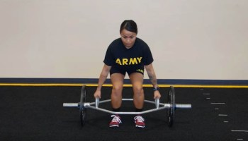 Army requires new fitness test for soldiers who want to switch MOSs