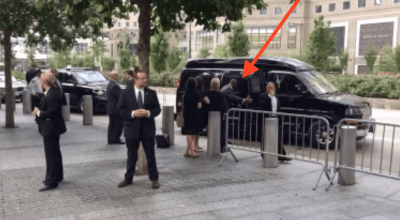 I Protected Hillary Clinton In The Secret Service – Here's Why Her 'Fainting' Video Really Scares Me