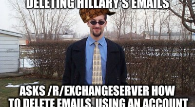 Clinton staffer tasked with deleting emails sought IT advice on Reddit