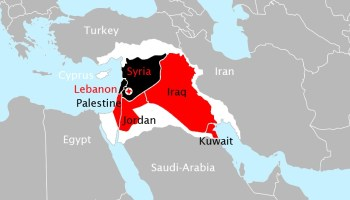CIA - Syria and Iraq 'can be put back together again', suggests autonomous regions