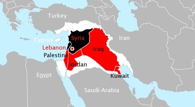 CIA – Syria and Iraq 'can be put back together again', suggests autonomous regions