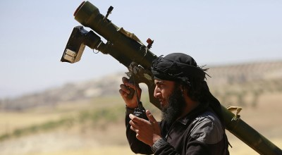 MANPADS headed to Syria