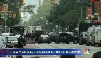 NYC pressure cooker explosion: A foreboding indication of things to come?