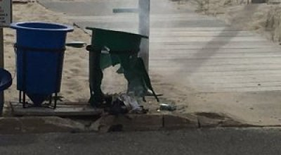 Explosion in Seaside Park, NJ near a Marine Corps charity 5K race route