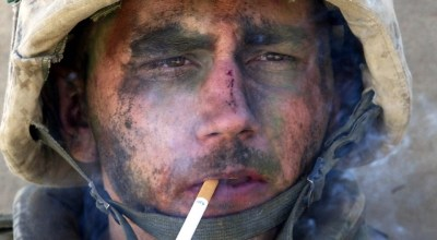 Free tobacco for the military?