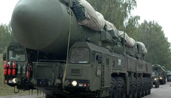 Russia searches for missile defense weaknesses, test fires intercontinental ballistic missile