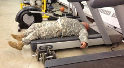 And the fattest U.S. military service is …