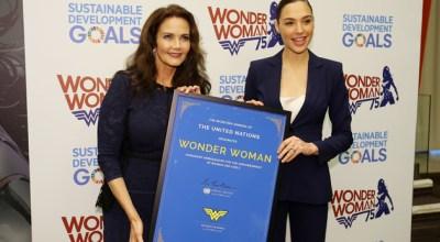 Wonder Woman named UN Ambassador in controversial move