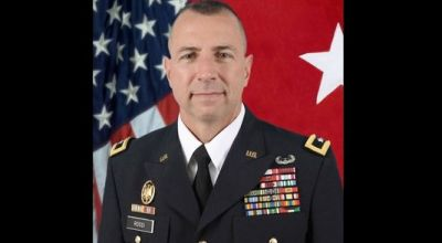 General is most senior Army officer to commit suicide