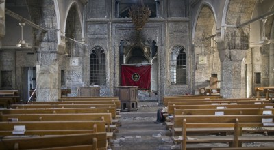 Iraqi Christians, scarred by Islamic State's cruelty, doubt they will return to Mosul
