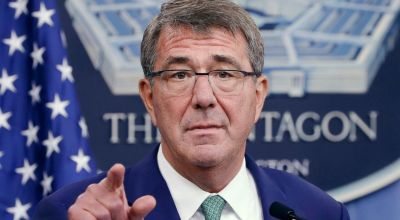 Secretary of Defense Ash Carter halts the reclaiming of California National Guard bonuses