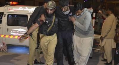 Police academy in Pakistan attacked, 41 trainees killed