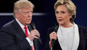 Second debate turns ugly and policy made an appearance