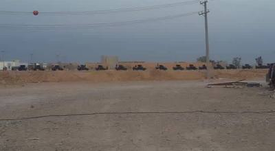 Happening now: ISOF Mobilizing, en route to Mosul