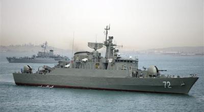 Standoff: Iran sending warships to Yemen