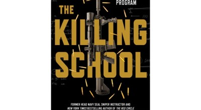 Cover Reveal and Q&A with Brandon Webb on his newest book, 'The Killing School'