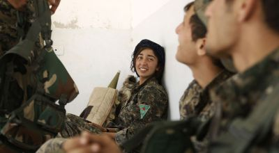 Where can the Kurds turn to next in an ocean of enemies?