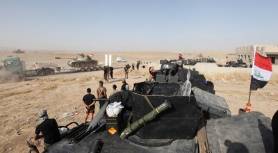 WATCH: Battle for Mosul live feed
