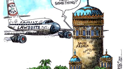 In defense of 9/11 Bill – Saudi Arabia to collude to allow more terrorism