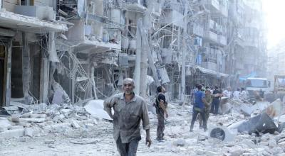 Syrian Army: Rebels kill 84 people in three days in Aleppo