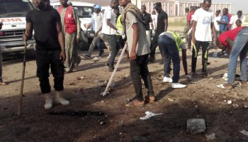 Bomb Blasts in Nigeria Kill At Least 9