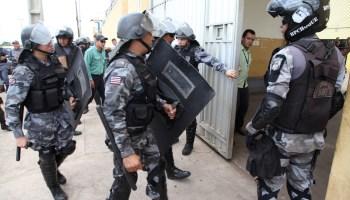 At Least 18 Dead in Brazilian Prison Riots