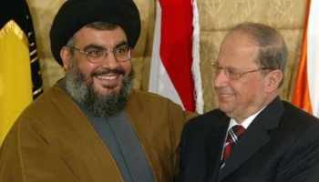 Hezbollah takes control in Lebanon
