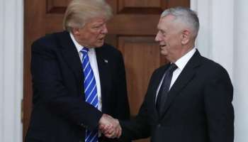 Mattis, favored for SECDEF, 'surprises' Trump with waterboarding stance