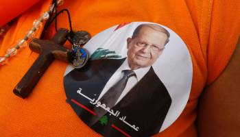 Hezbollah ally, a Christian, elected as President of Lebanon